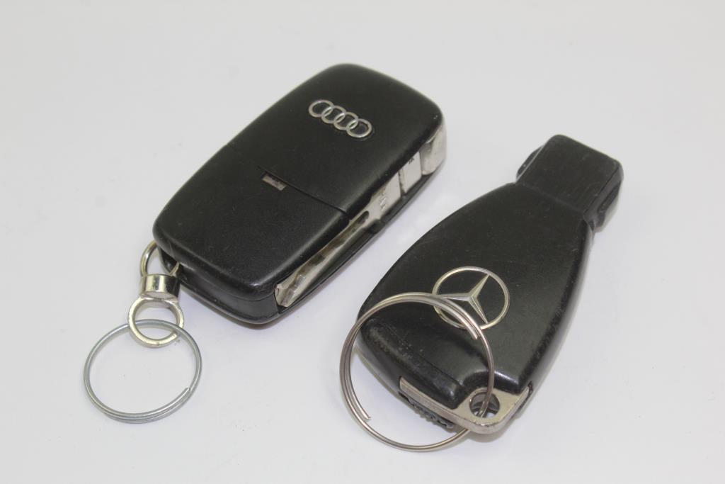Audi & Mercedes Key Fobs