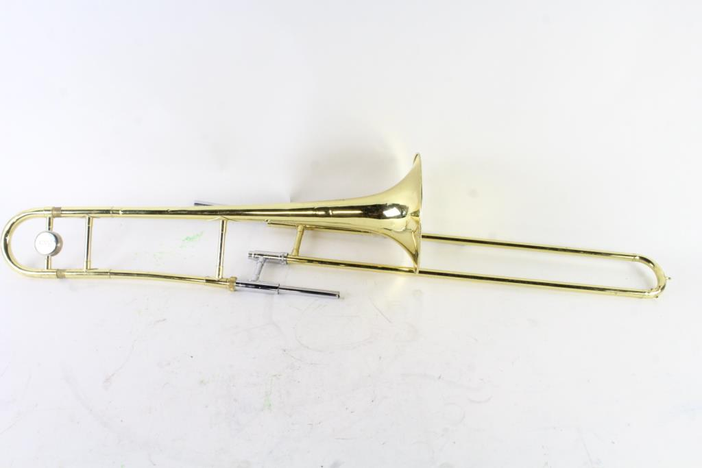 Bach Trombone, Sold For Parts | Property Room