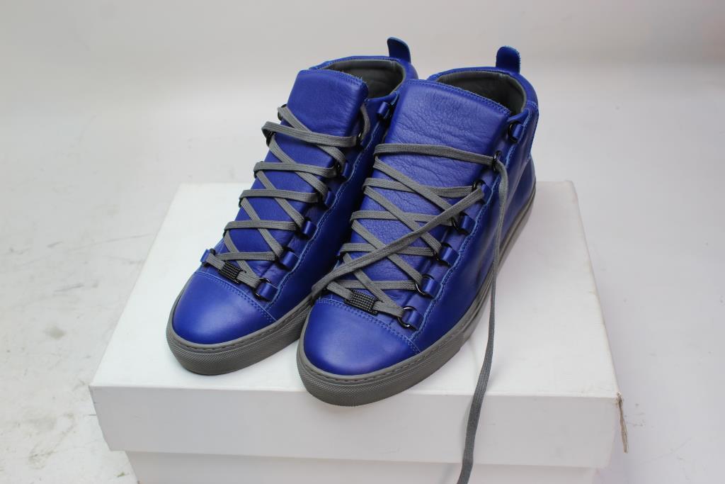 7896ed1bc395d Balenciaga Men's Shoes, Size 41 | Property Room