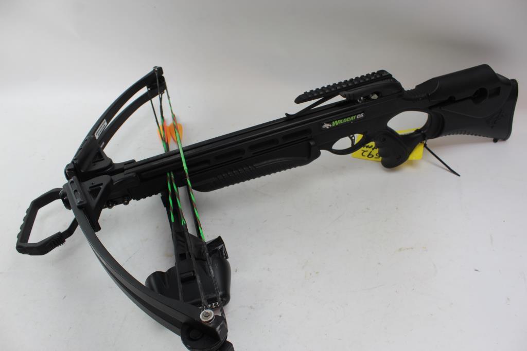 Barnett Crossbows Wildcat C5 CrossBow | Property Room