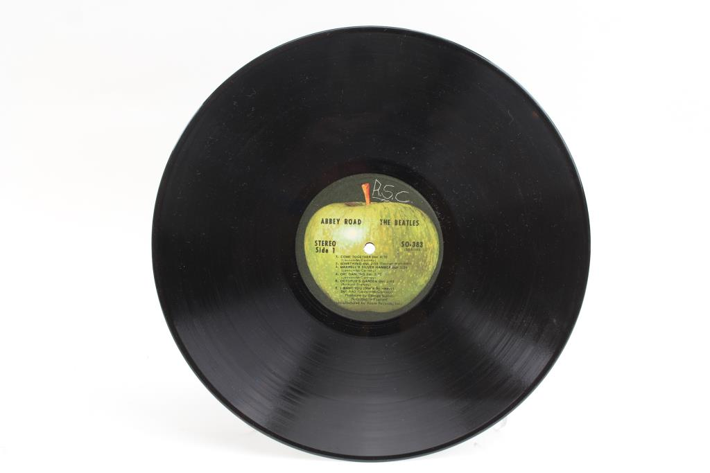Beatles Abbey Road Vinyl Record