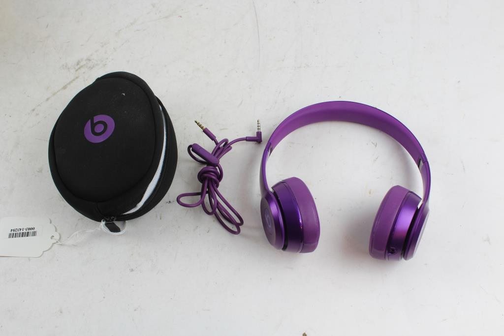 Beats Solo Wired Headphones Property Room