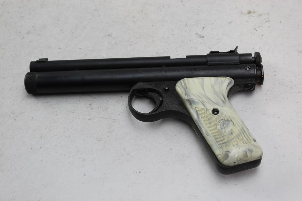 Benjamin 22 Rocket Airsoft Pistol | Property Room