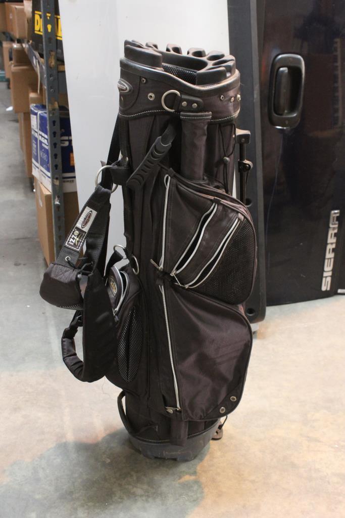 Bennington Lqo Lite Organizer Golf Bag