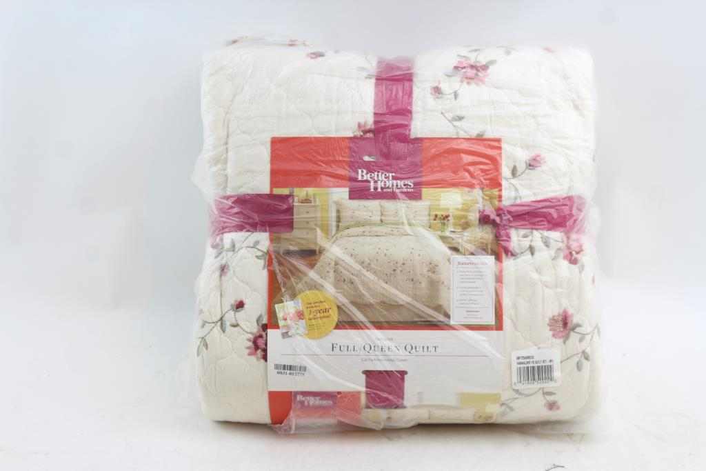 Better Homes And Gardens Quilt And Sham Set Hannalore Property Room