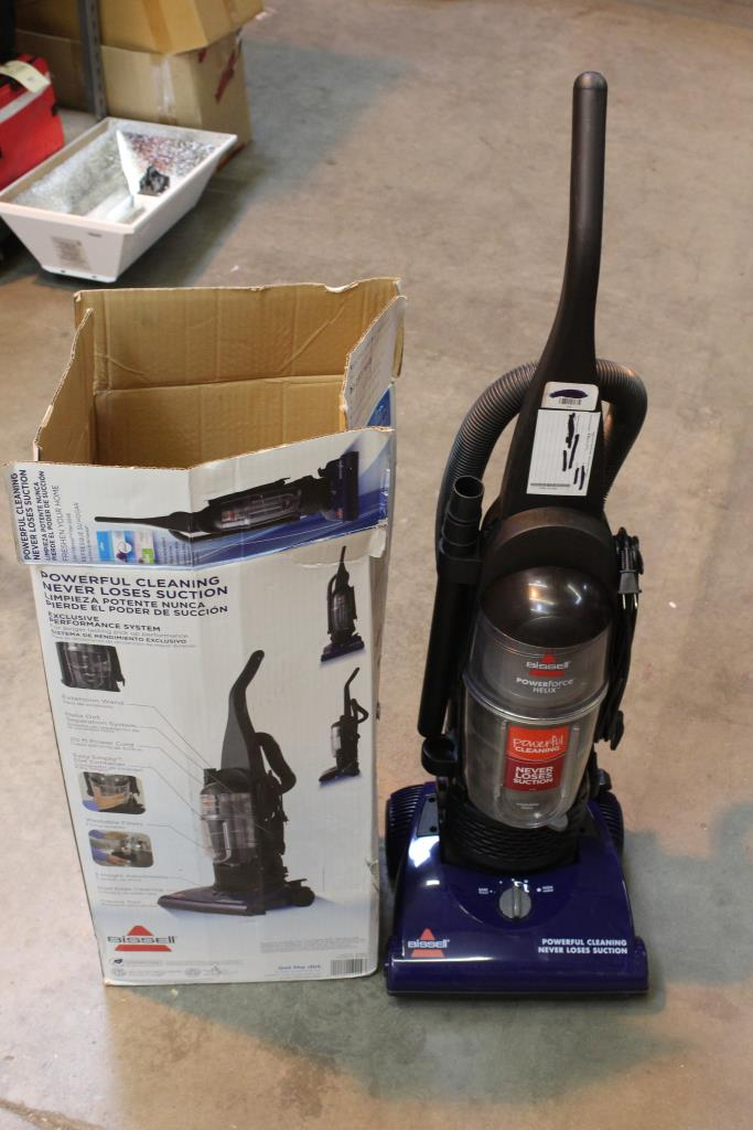 Bissell Powerforce Helix Bagless Vacuum Property Room