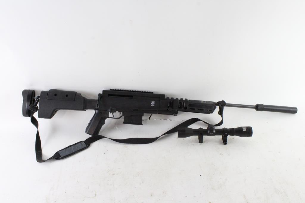 airsoft guns co2 sniper