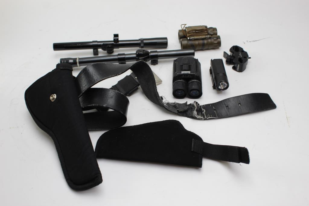 Blackhawk, Uncle Mikes Holsters, Daisy Scope, + More 8