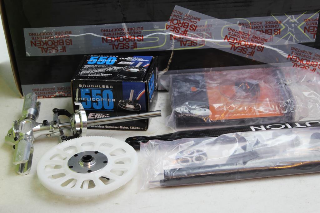 Blade 550X Parts Pieces: Spektrum Flybarless Control System