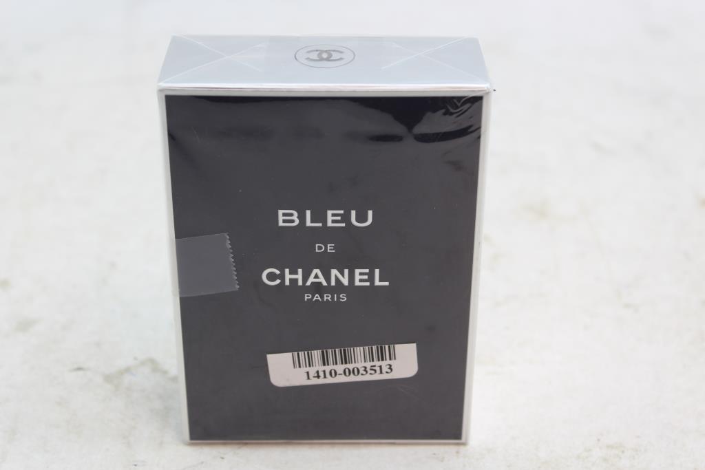 Bleu De Chanel Paris Eau De Toilette 100ml 34floz Property Room