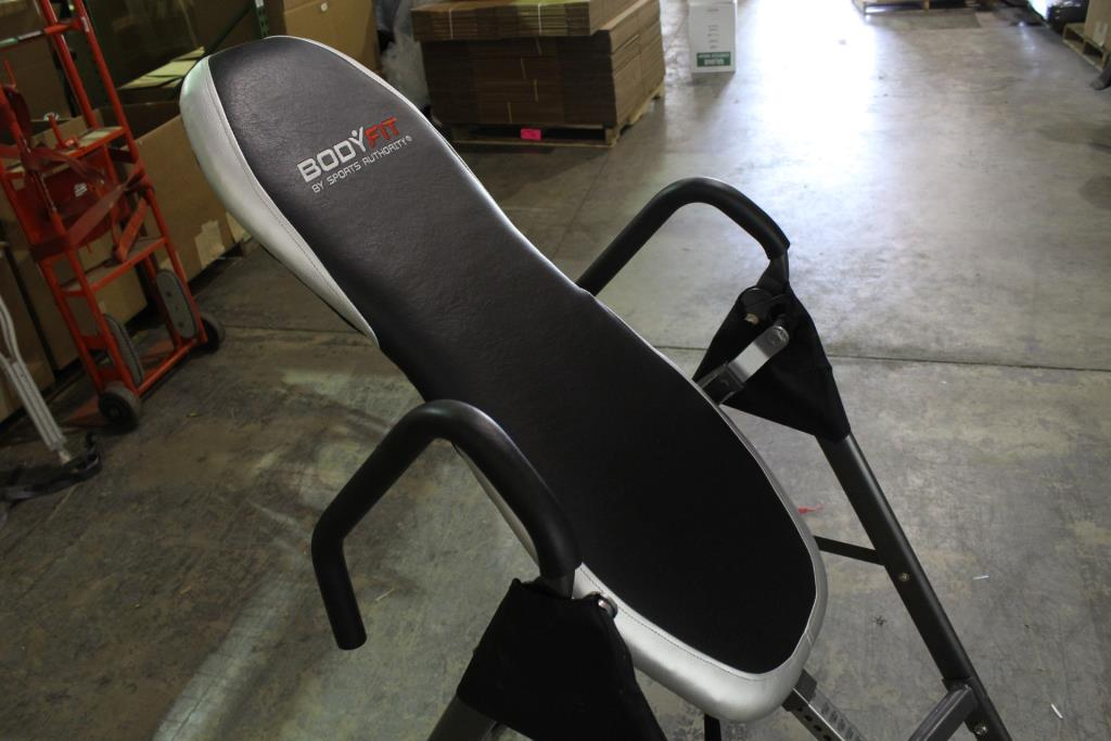 Body Fit By Sports Authority Inversion Table Property Room