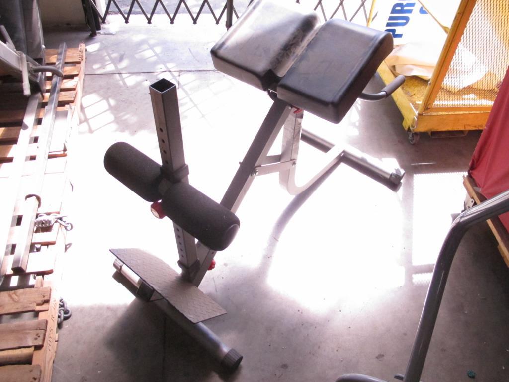 Bodycraft F670 Hyperextension / Roman Chair **ONTARIO (CA) APPT ONLY** & Bodycraft F670 Hyperextension / Roman Chair **ONTARIO (CA) APPT ONLY ...