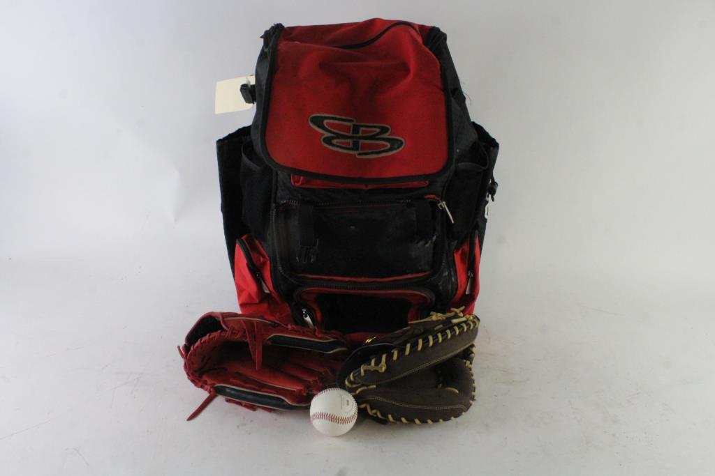 f5426b4c73e Boombah Baseball   Softball Bat Bag And More