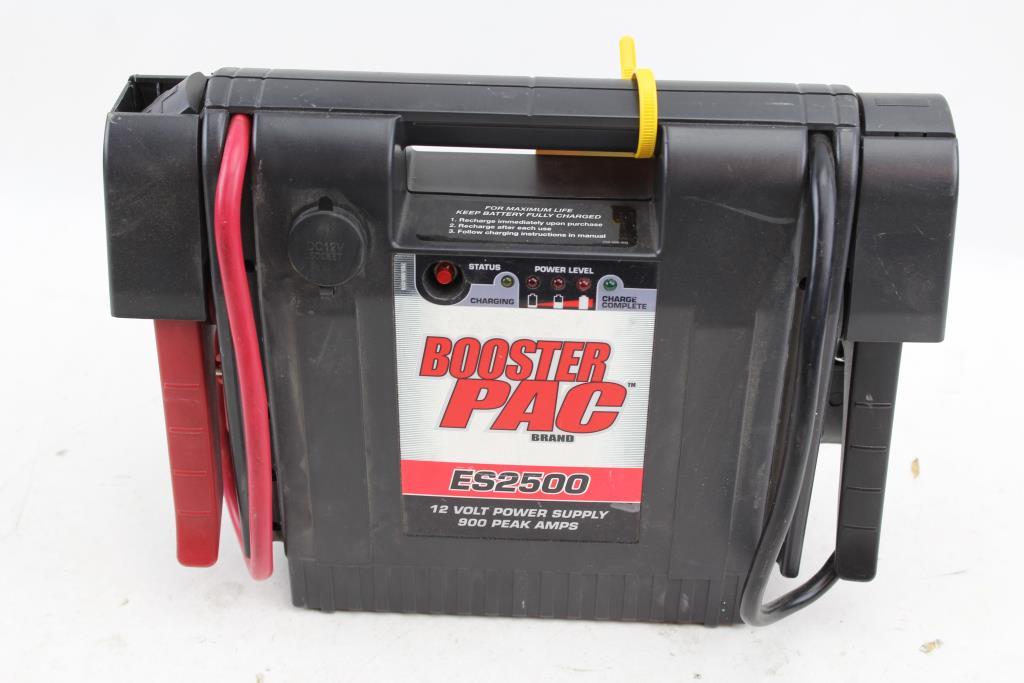 booster pac es2500 parts