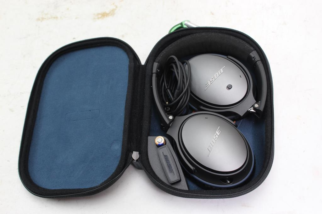 4521ad42e84 Bose QuietComfort 25 Noise Canceling Headphones | Property Room