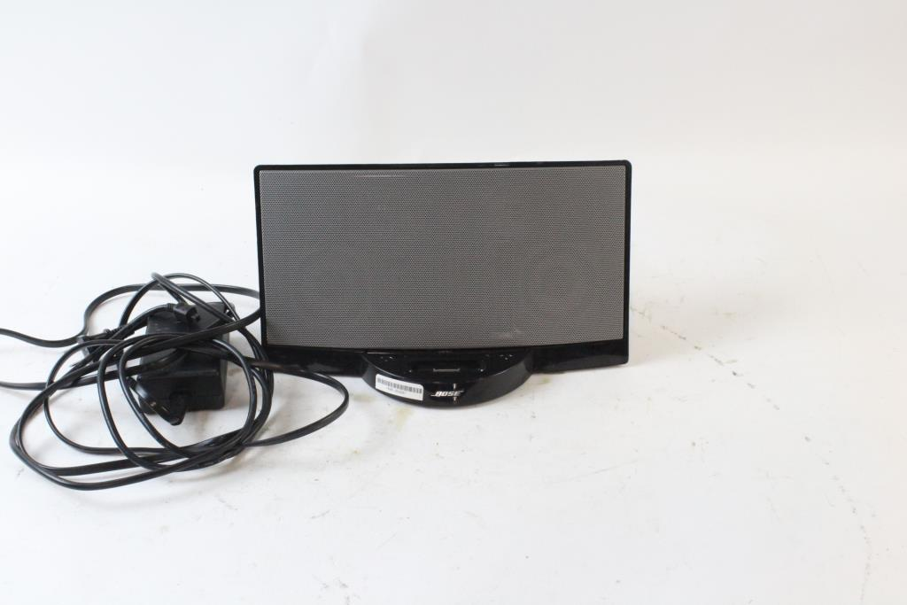 Bose Sound Dock Digital Music System And More, 2 Pieces