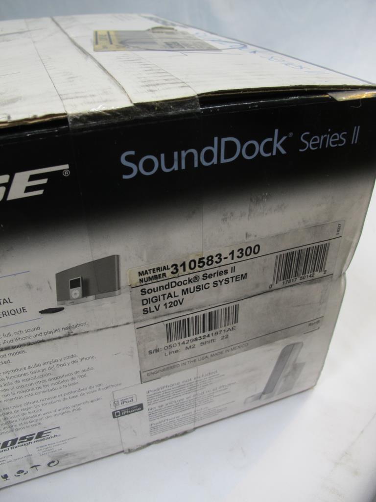Bose SoundDock Series II Speaker | Property Room
