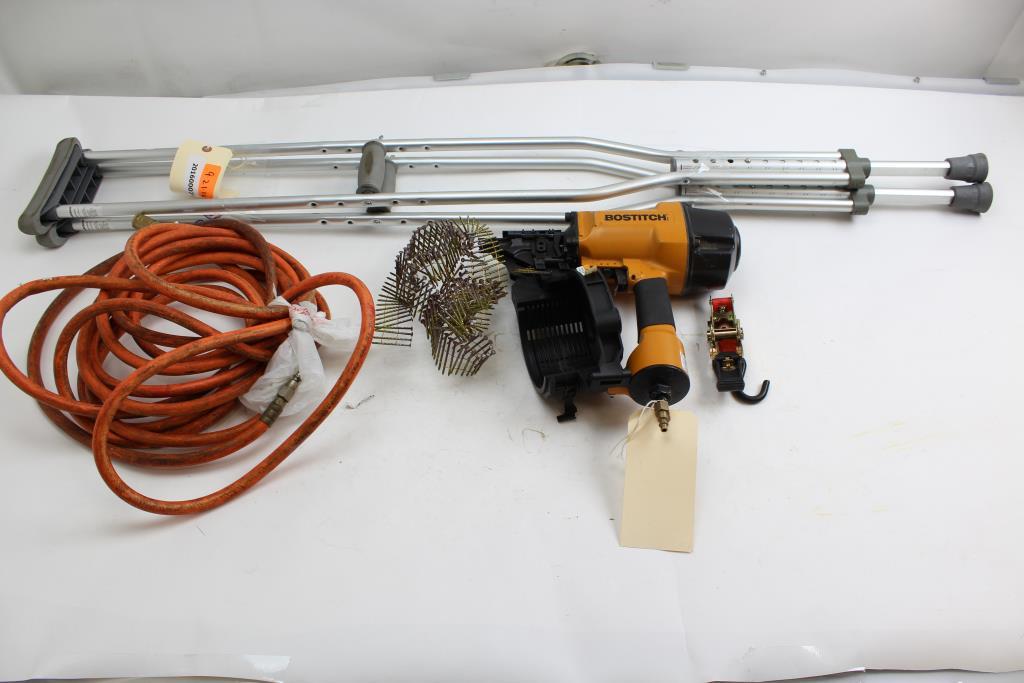 Bostitch 112767 RC Air Framing Nailer | Property Room