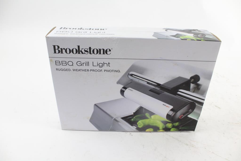 Image 1 Of 3 Brookstone Bbq Grill Light