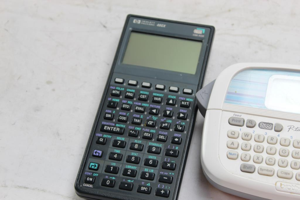 brother p touch label maker hp calculator 2 pieces