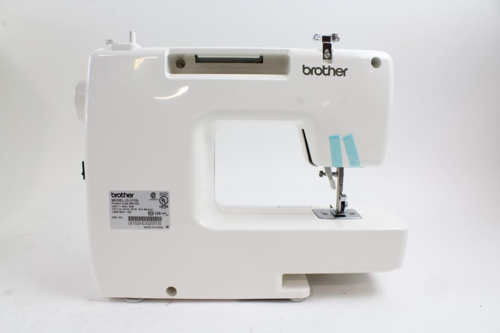 ee95b05c3c Brother Sewing Machine