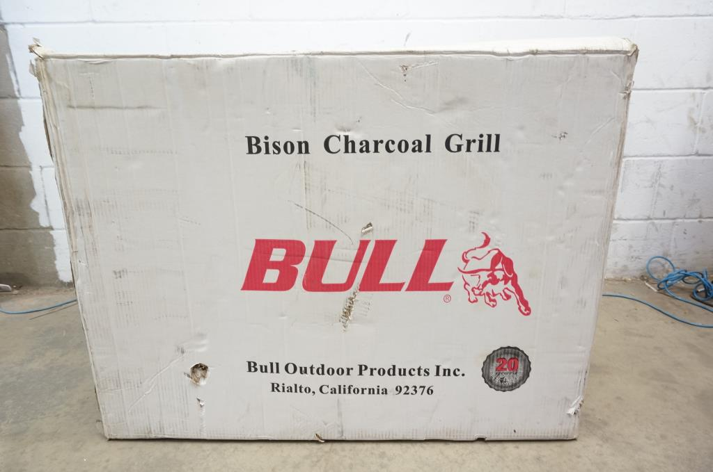 An Image Relevant To This Listing Bull Bison Charcoal Grill