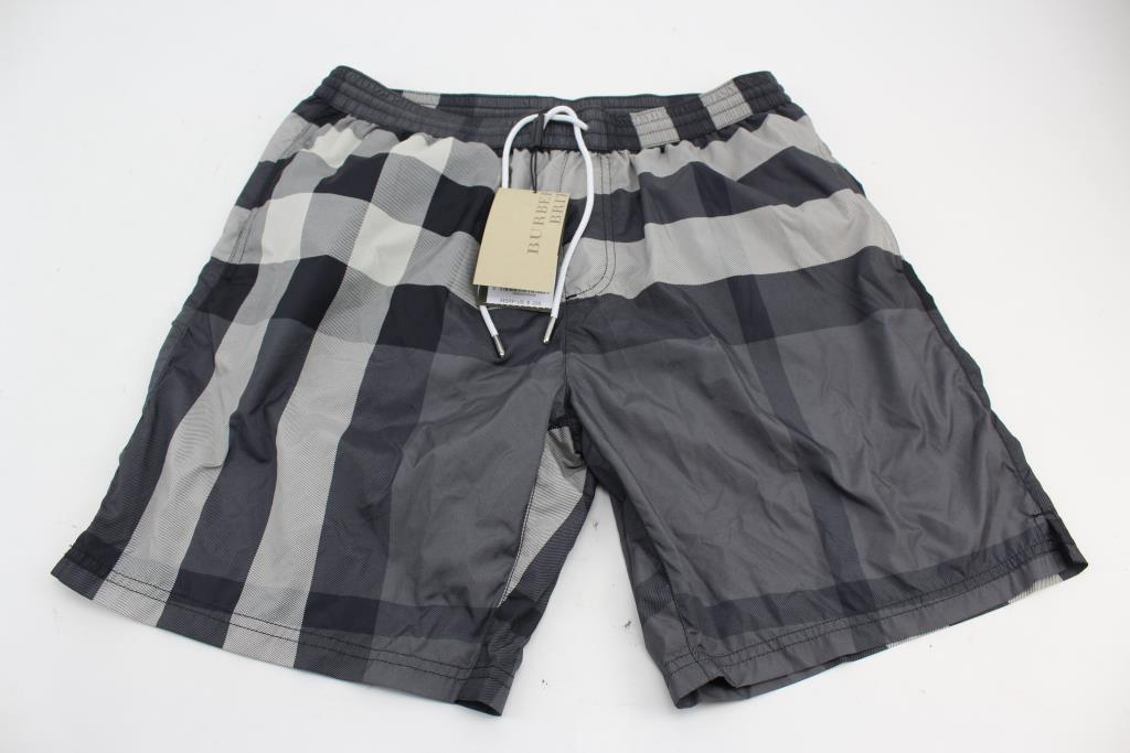 226eece10a94a Burberry Brit Gowers Check Shorts, Size M | Property Room