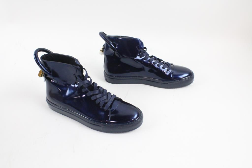 Buscemi Mens Shoes Size 44 Property Room