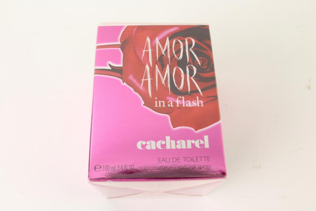 44afe0bee15 Cacharel Amor Amor In A Flash Women's Fragrance Spray, 3.4 Fluid ...