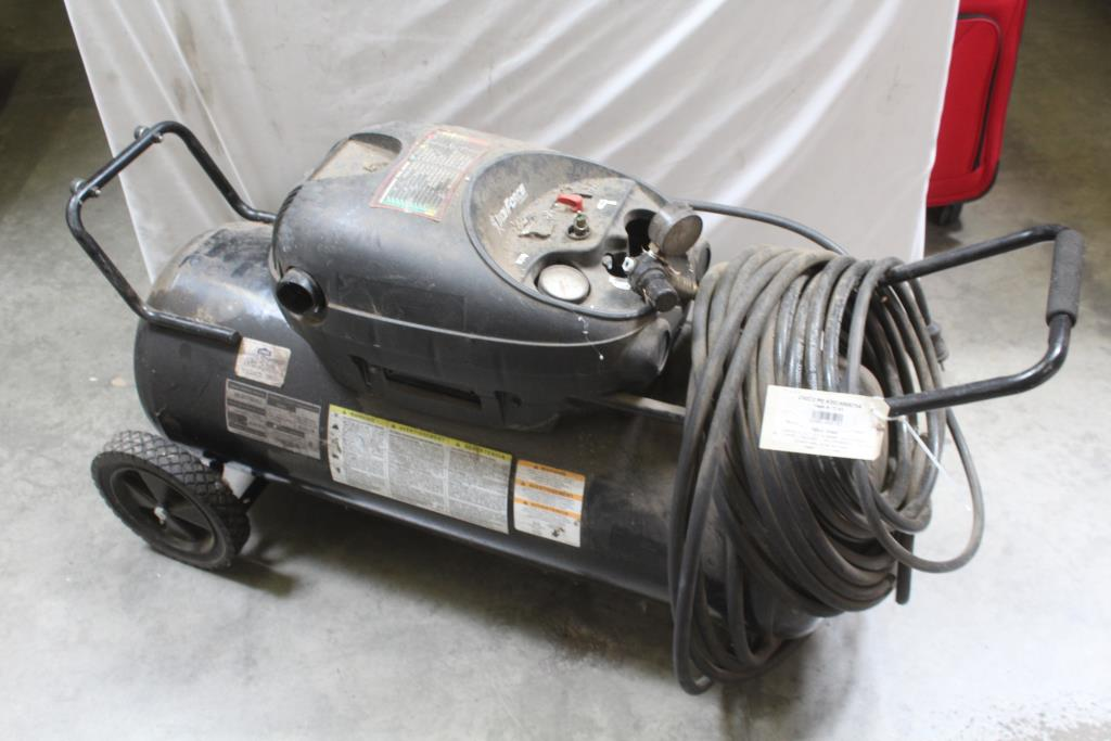 Campbell Hausfeld 26 Gallon Air Compressor - SOLD FOR PARTS ONLY