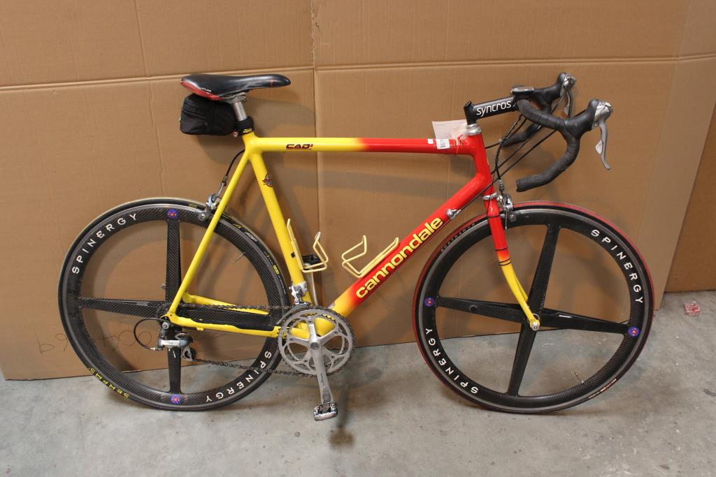 d1c209e6f97 Cannondale CAD3 Bike | Property Room