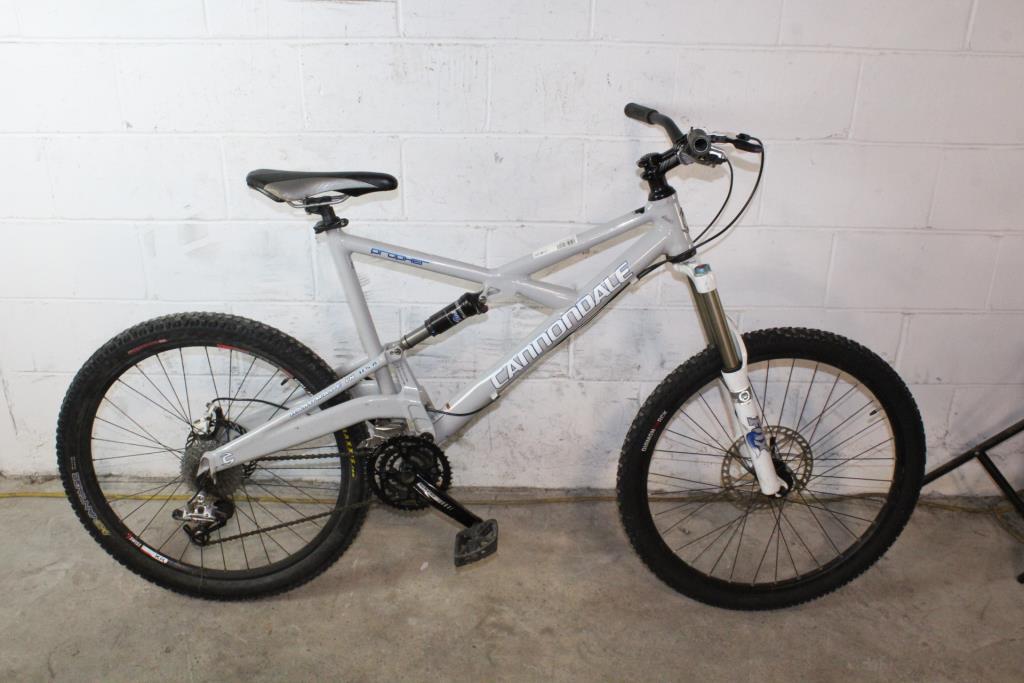 Cannondale Prophet Mountain Bike | Property Room