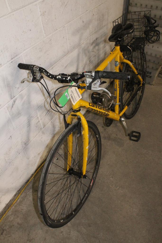 0c4d3b16f07 Cannondale XR800 Road Bike | Property Room