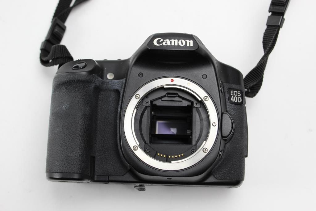 Canon EOS 40D Digital Camera | Property Room