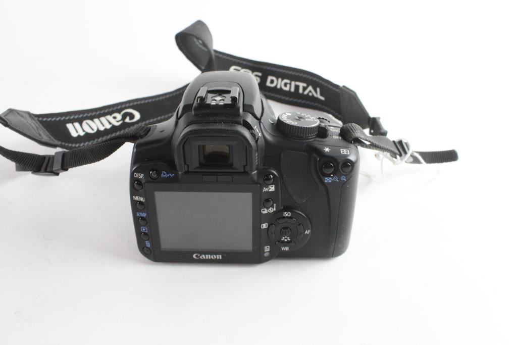 Canon EOS Rebel XTi Digital SLR Camera | Property Room