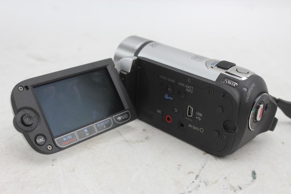 canon fs20 digital video camcorder property room rh propertyroom com Canon FS20 Camcorder Manual Review Canon Fs20