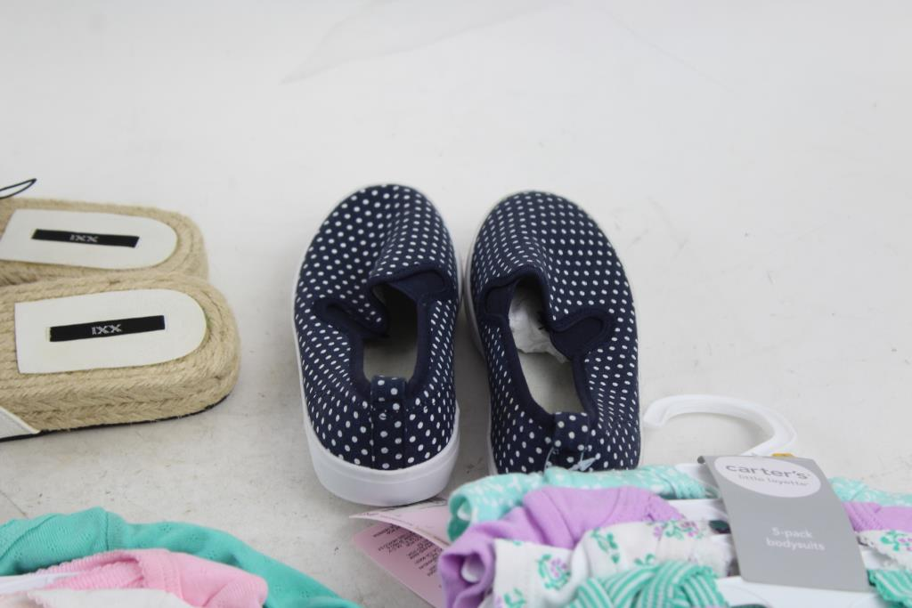 36756b8e2 Carter s Baby Girl Clothes