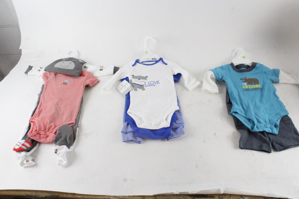2f26835eb Carter s Boys Baby Clothes