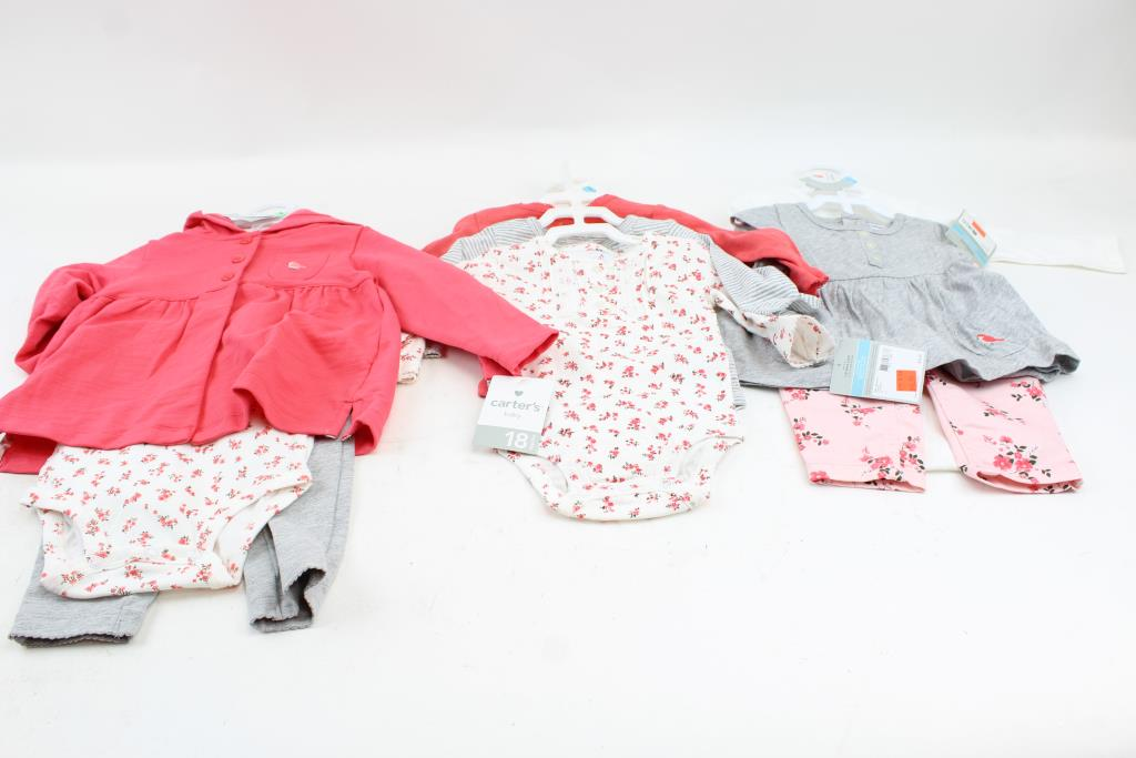 210b1189f Carter s Little Collections  3-Piece Sets  3 Sets