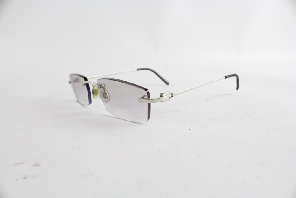 85c9ba0002 Cartier Mens Sunglasses