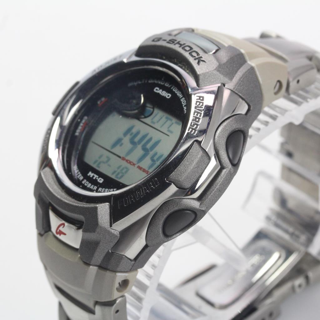 G shock atomic watch manual