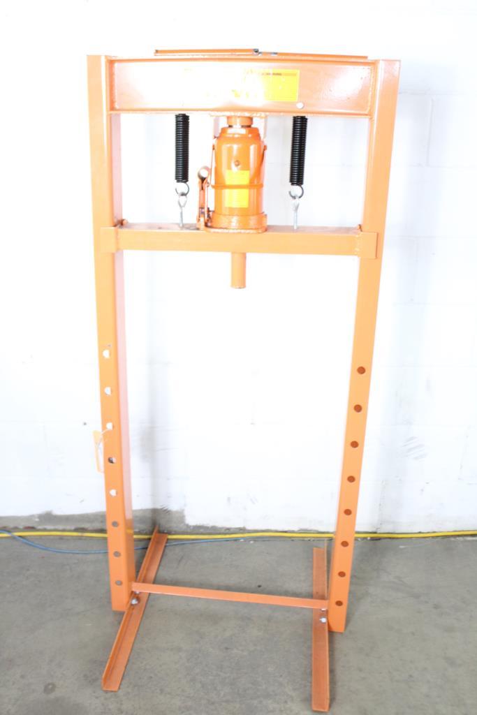 Central Hydraulics 32879 20 Ton Shop Press | Property Room