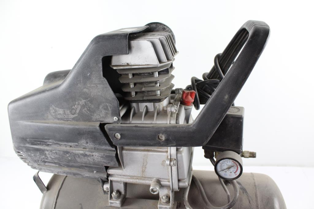 Central Pneumatic 40400 Air Compressor Property Room