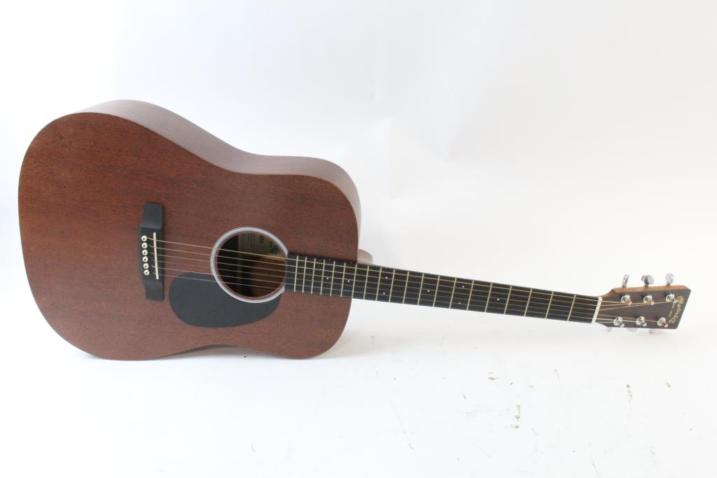 Cf Martin Co Acoustic Electric Guitar Property Room