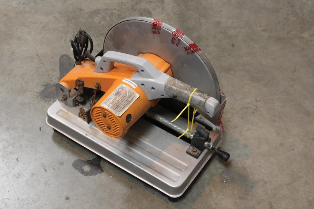 Chicago Electric 14 Cut Off Saw 44829