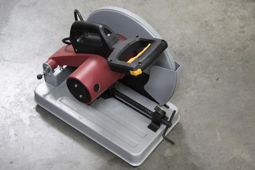 Chicago Electric 14 Cut Off Saw