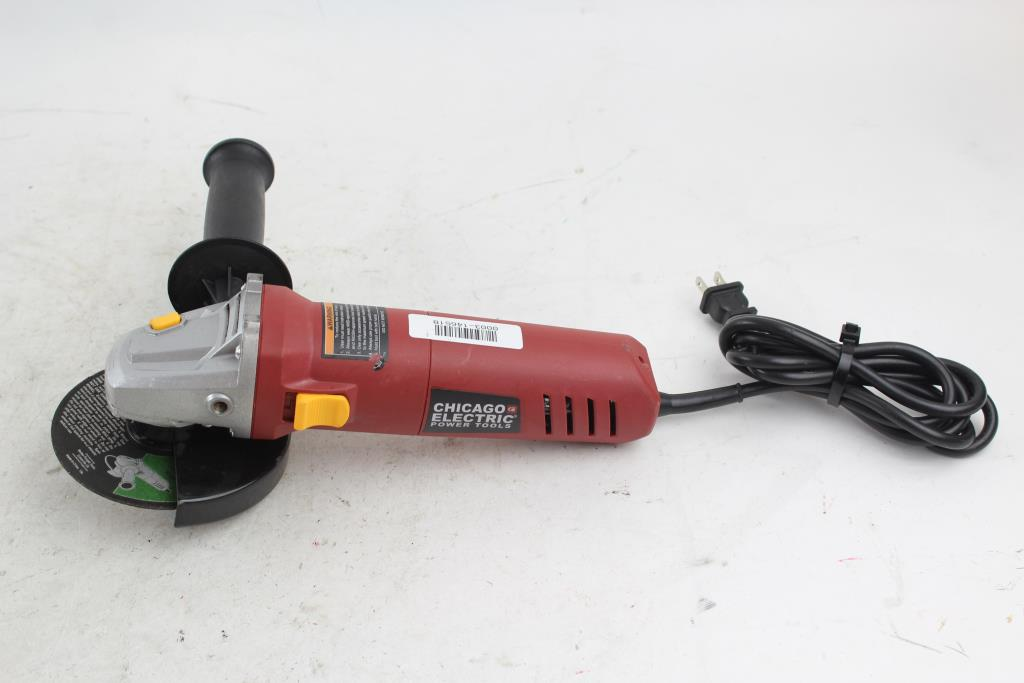 Chicago Electric 60372 Angle Grinder
