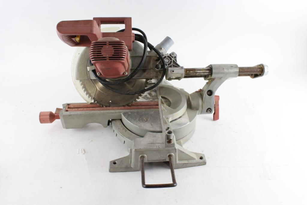 Chicago Electric Compound Slide Miter Saw | Property Room