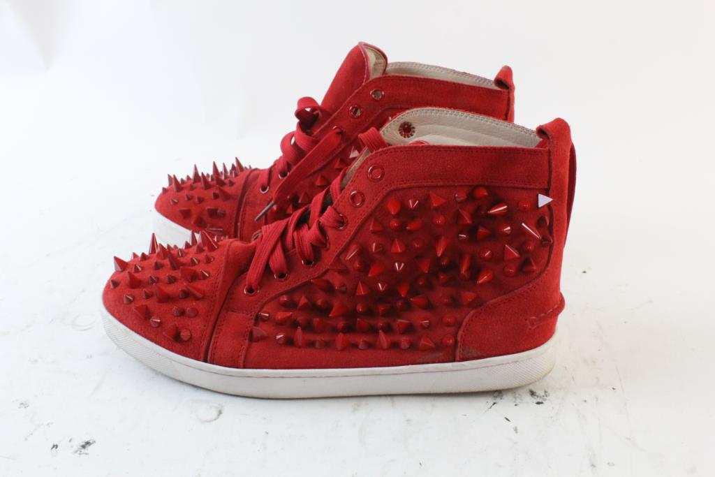 6c5db0ce13f Christian Louboutin Mens Shoes, Size 9 | Property Room