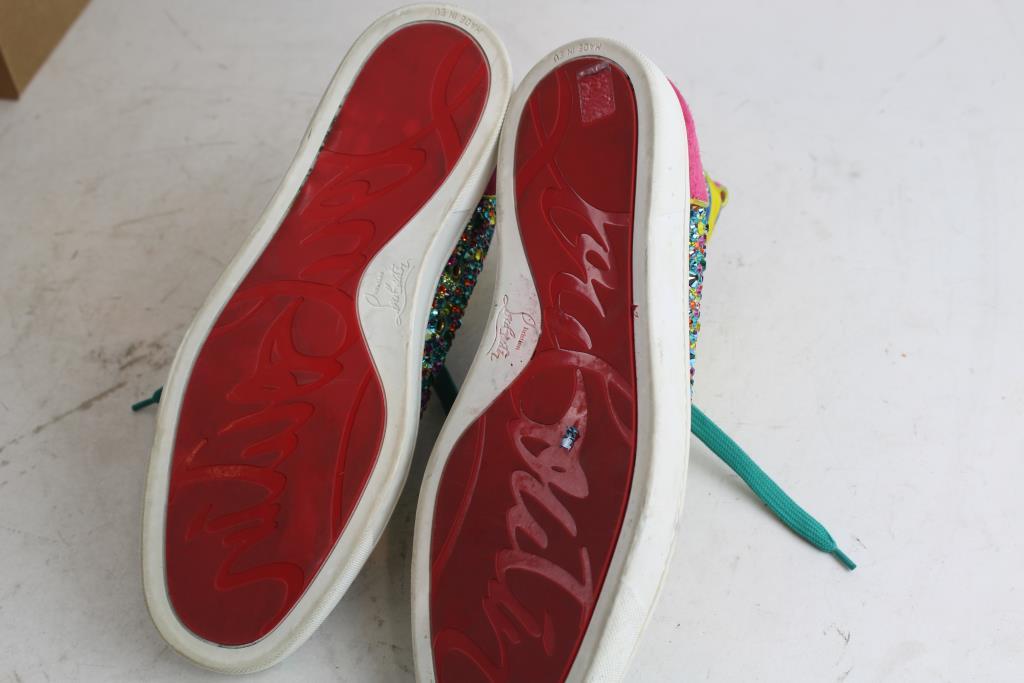 grand choix de 743c8 6b4c9 Christian Louboutin Paris Shoes | Property Room